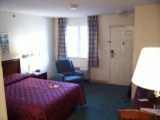 Extended Stay America - Louisville - Dutchman: The room was clean