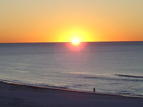 Gulf Shores, AL: Sunrise in Gulfshores
