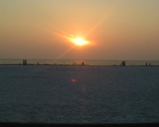 Dunedin, FL: sunset at clearwater