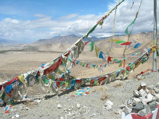 Tibet 4200 mt s.l.m.