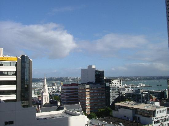 Ibis Styles Auckland: View From The Room