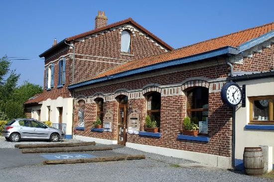 Photo of Station Bac Saint-Maur Sailly sur la Lys