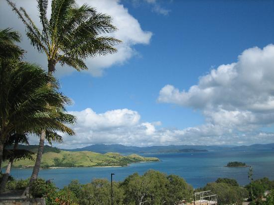 Hamilton Island, Australia: View from One Tree HIll