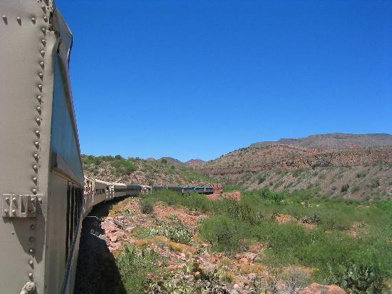 Comfort Inn: Verde Canyon Railroad