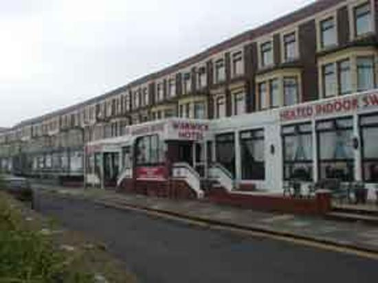 Photo of Warwick Hotel Blackpool