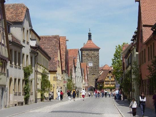 Foto de Rothenburg