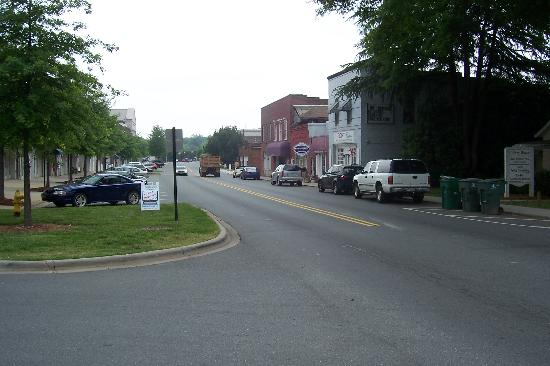 Cornelius, NC: Main town