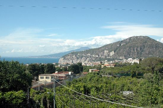 Il Mirto Bianco: View from our room