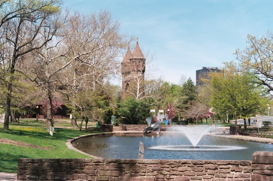 Hartford, CT: Bushnell Park