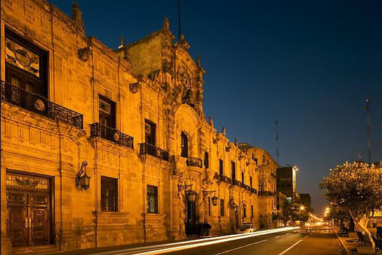 Palacio de Gob.Guadalajara