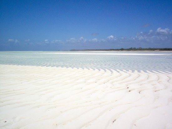 Diani Beach, Kenya: Mare stupendo