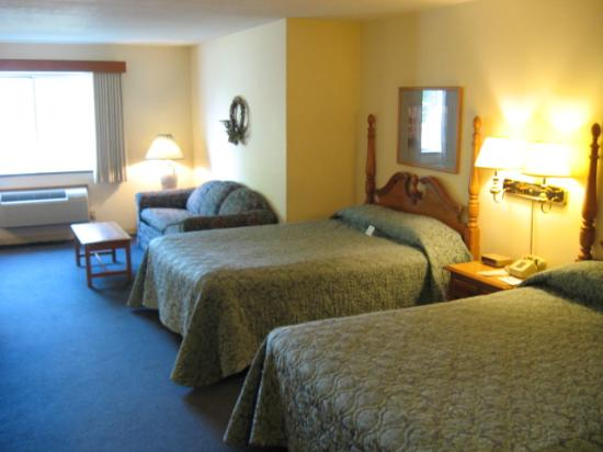 BEST WESTERN Bluffview Inn & Suites: Room