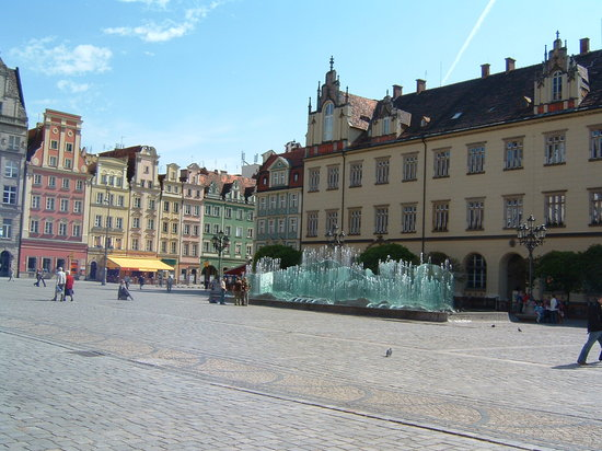 Old Town: Old Square