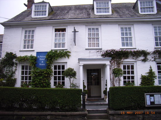 St. Petroc's Hotel and Bistro