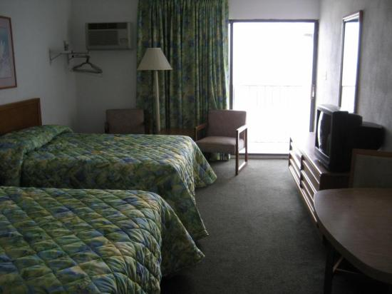 Sea Horn Motel: Hotel Room