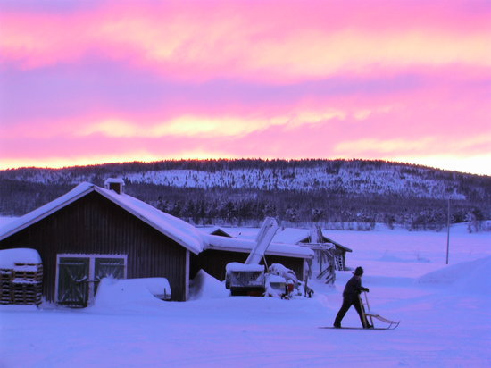 Bed and Breakfasts i Kiruna