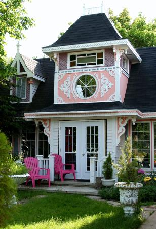 Wolfville, Kanada: Gingerbread House Inn