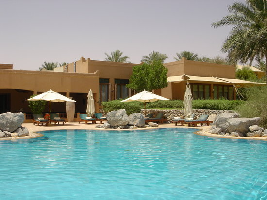 Al Maha Desert Resort: Main Spa