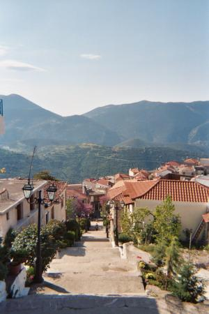 Photo of Paradisiakos Xenonas Maria Arachova