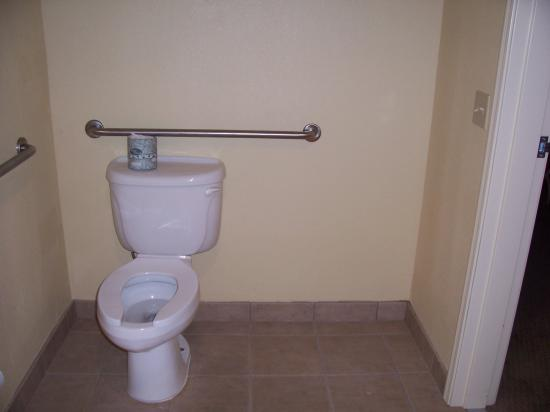 Handicapped Bathroom 2 Picture Of Comfort Suites Airport