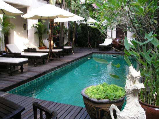 Swimming Pool Picture Of Tri Yaan Na Ros Colonial House Chiang Mai Tripadvisor