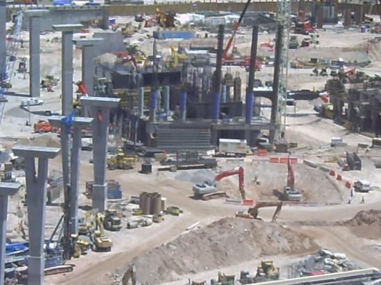 Construction Site 3 Picture Of Monte Carlo Resort