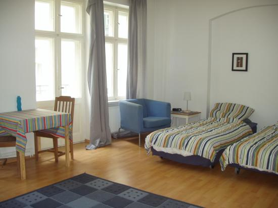 Old Town Apartments - Schoenhauser Allee