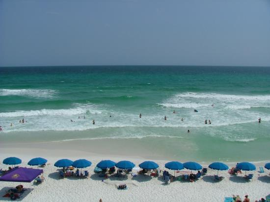 Emerald Green Water Picture Of Destin Florida Panhandle