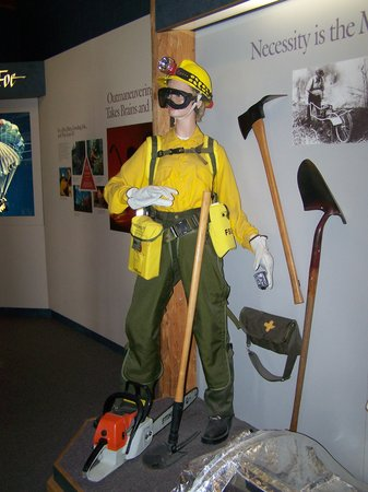 Aerial Fire Depot and Smokejumper Center