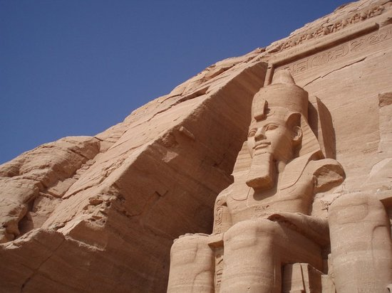 Abu Simbel, Egypt: Temple of Ramses II