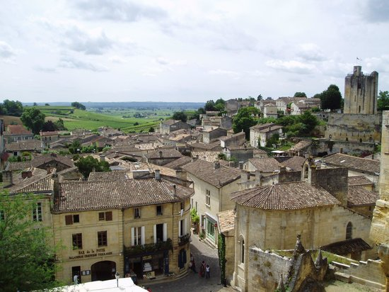 Bordeaux, France : St Emilion