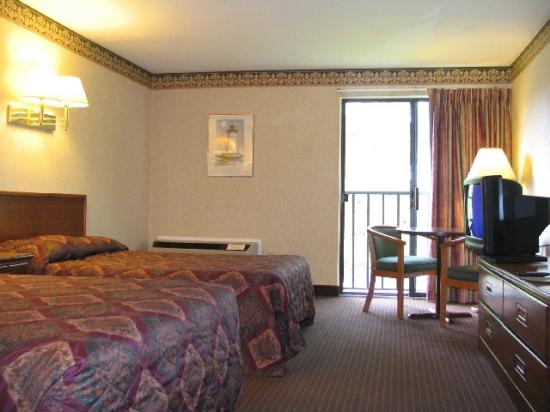 Mariner Motor Lodge - standard room