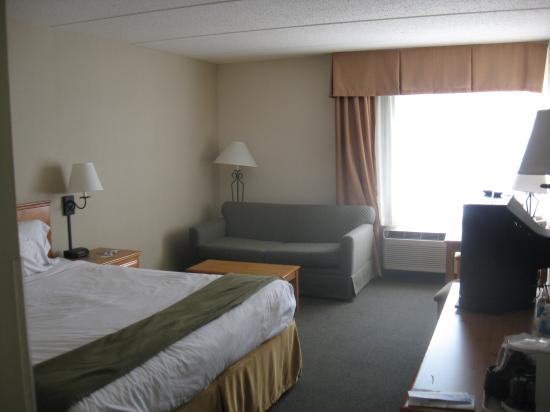 Quality Inn: Guest Room