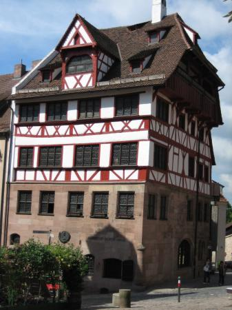 n rnberg d rer haus picture of albrecht durer house nuremberg tripadvisor. Black Bedroom Furniture Sets. Home Design Ideas