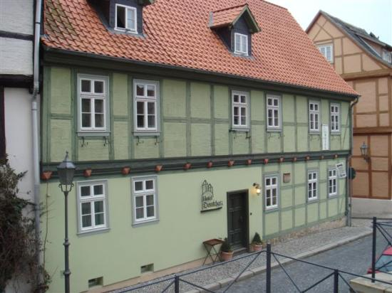 hotel domschatz picture of quedlinburg saxony anhalt tripadvisor. Black Bedroom Furniture Sets. Home Design Ideas