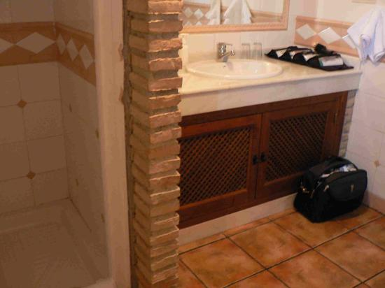 Casa del Aljarife: Bathroom