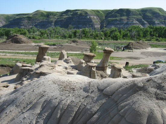Drumheller, Canad: Hoodos 2