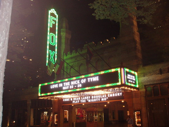 The Fabulous Fox Theatre is a standout in the Fox Theatre Historic District of Midtown Atlanta. This one-of-a-kind performing arts center once was a movie palace, however today it is a booming cultural arts venue loved by all who walk through its doors.