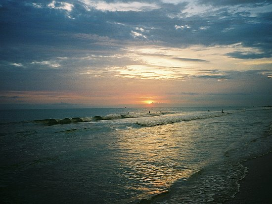 Treasure Island, Floride : more sunset