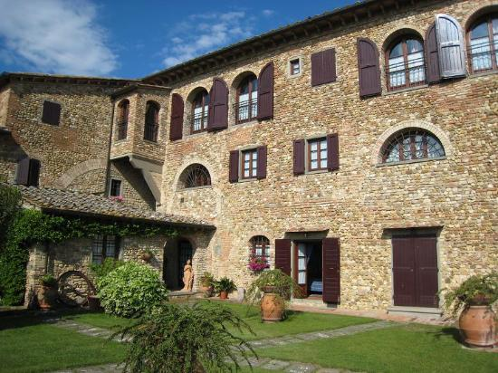 Villa Le Torri
