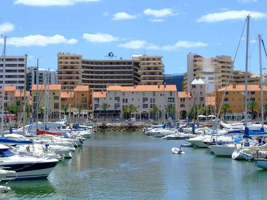 Portugal: Vilamorua marina