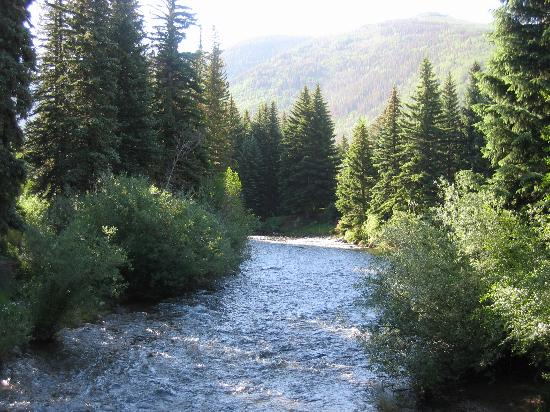 Vail Mountain Lodge: Gore Creek