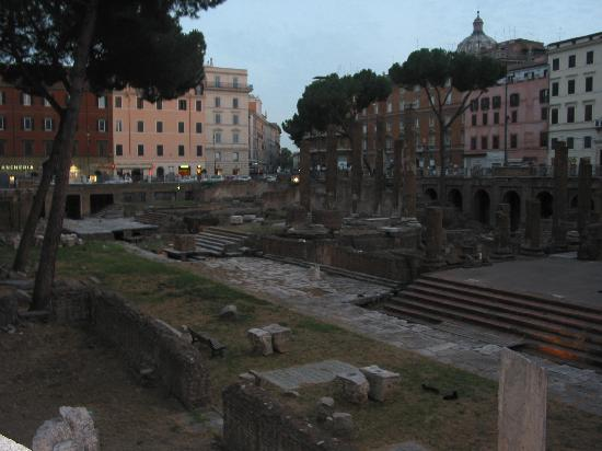Piazza argentina picture of rome lazio tripadvisor for Argentinian cuisine palatine