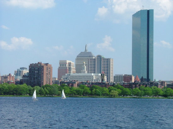 Boston, MA: Skyline East