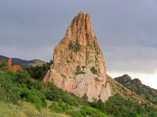 Colorado Springs, CO: GRAY ROCK