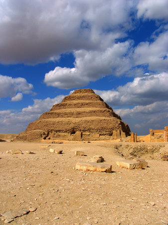 Egypt: Step Pyramid