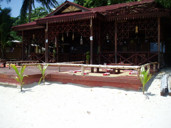 Kapas Beach Chalet