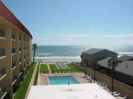 Hacienda del Sol II: View From Balcony