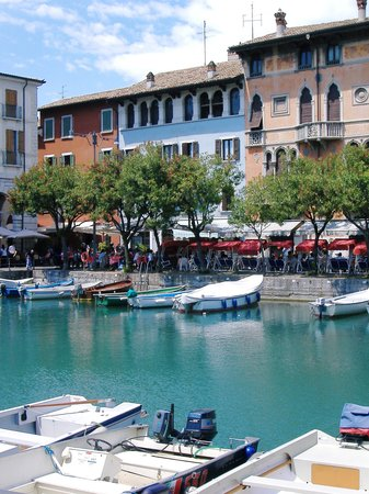 Desenzano Del Garda, Italy: Old Harbour, Desenzano, Lake garda