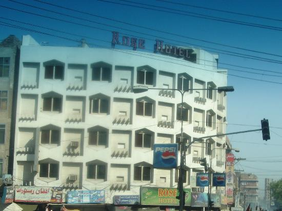 Rose Hotel Peshawar